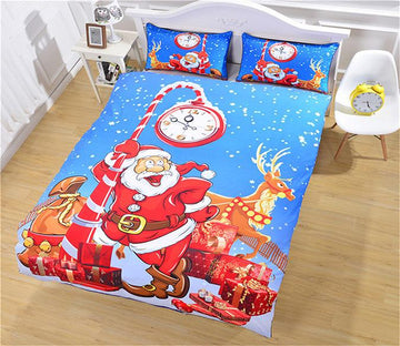3D Christmas Bells 177 Bed Pillowcases Quilt Wallpaper AJ Wallpaper