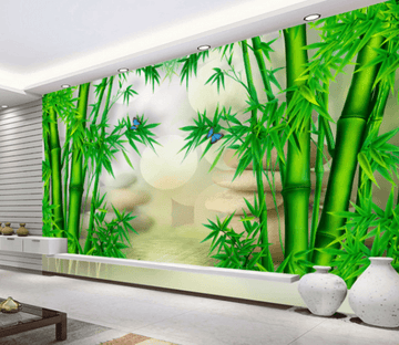 3D Bamboo Forest 212