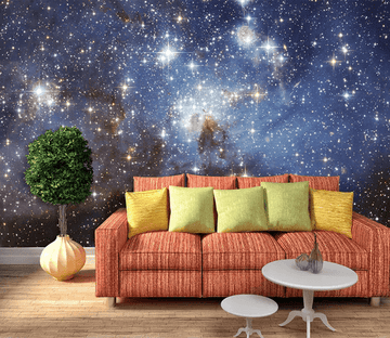 3D Shining Starry Sky 1010 Wallpaper AJ Wallpaper 2