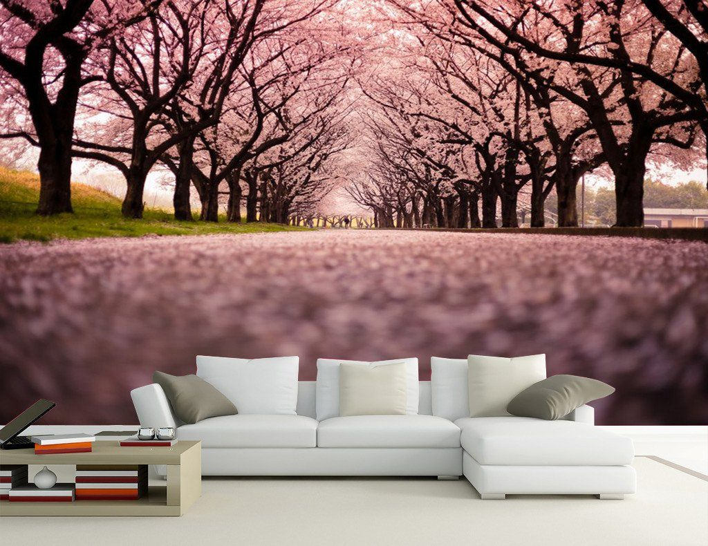 Blooming Cherry Trees - AJ Walls - 3