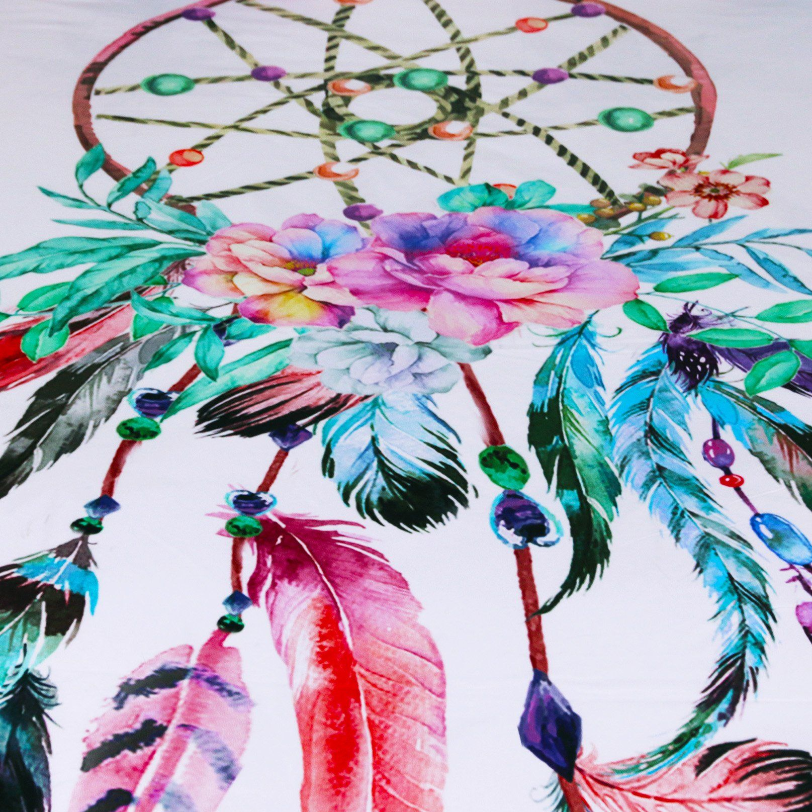 3D Beautiful Dream Catcher 169 Bed Pillowcases Quilt Wallpaper AJ Wallpaper