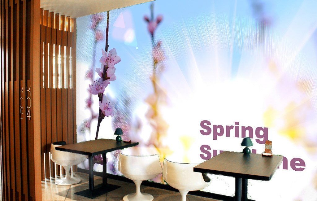 Spring Sunshine Wallpaper AJ Wallpaper