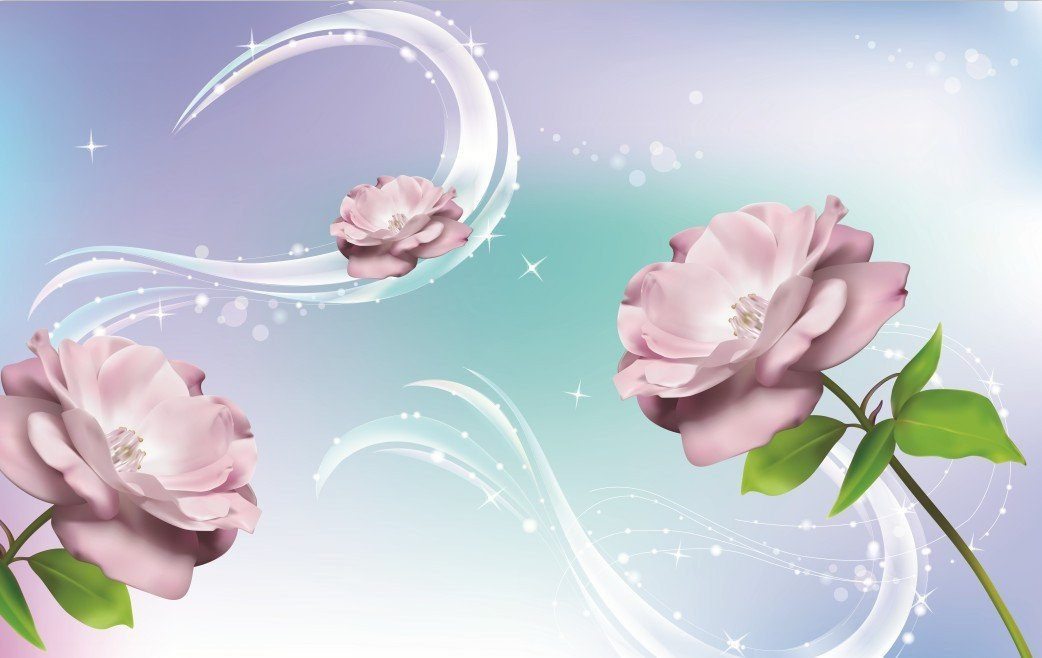 China Roses Wallpaper AJ Wallpaper