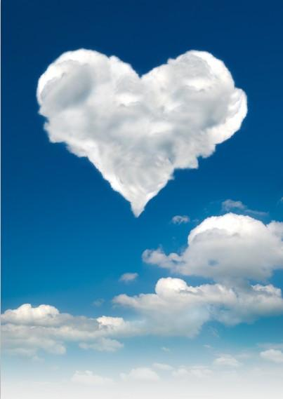 Love Cloud Wallpaper AJ Wallpaper