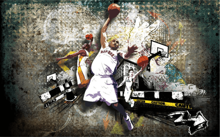 Slam Dunk Wallpaper AJ Wallpaper