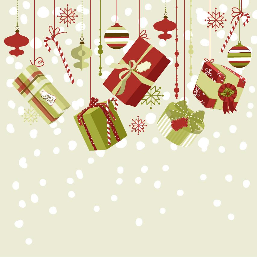3D Christmas Pretty Gifts 23 Wallpaper AJ Wallpaper