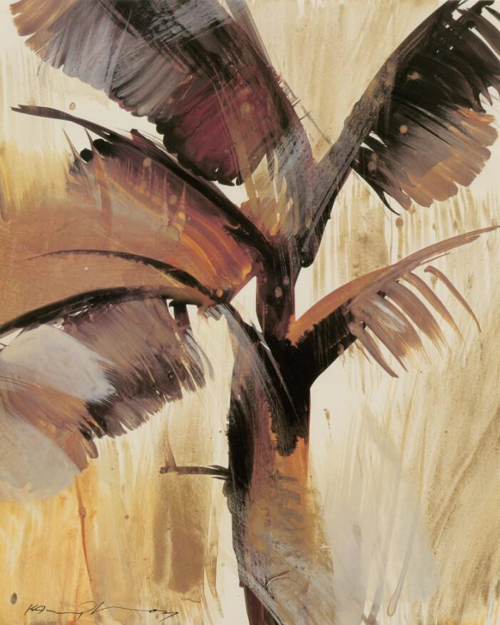 Banana Tree Painting 1 - AJ Walls - 2