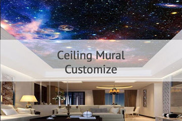 Customize Ceiling Mural Wallpaper AJ Wallpaper