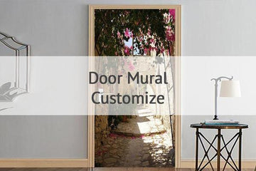 Customize Door Mural