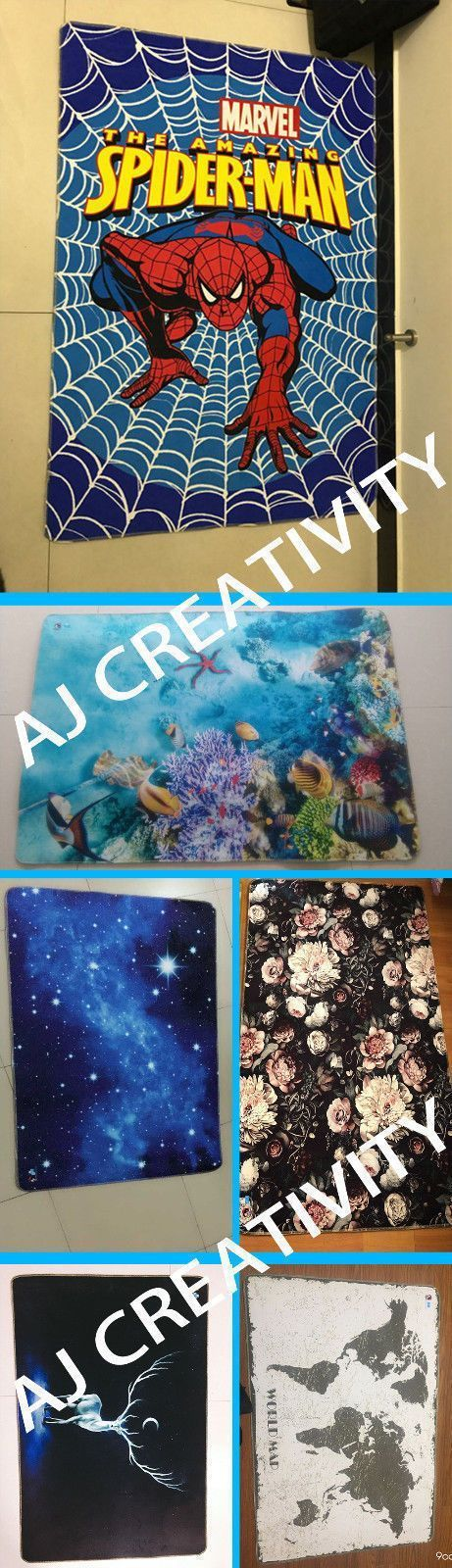 3D Forest Waterfall 23 Round Non Slip Rug Mat Mat AJ Creativity Home