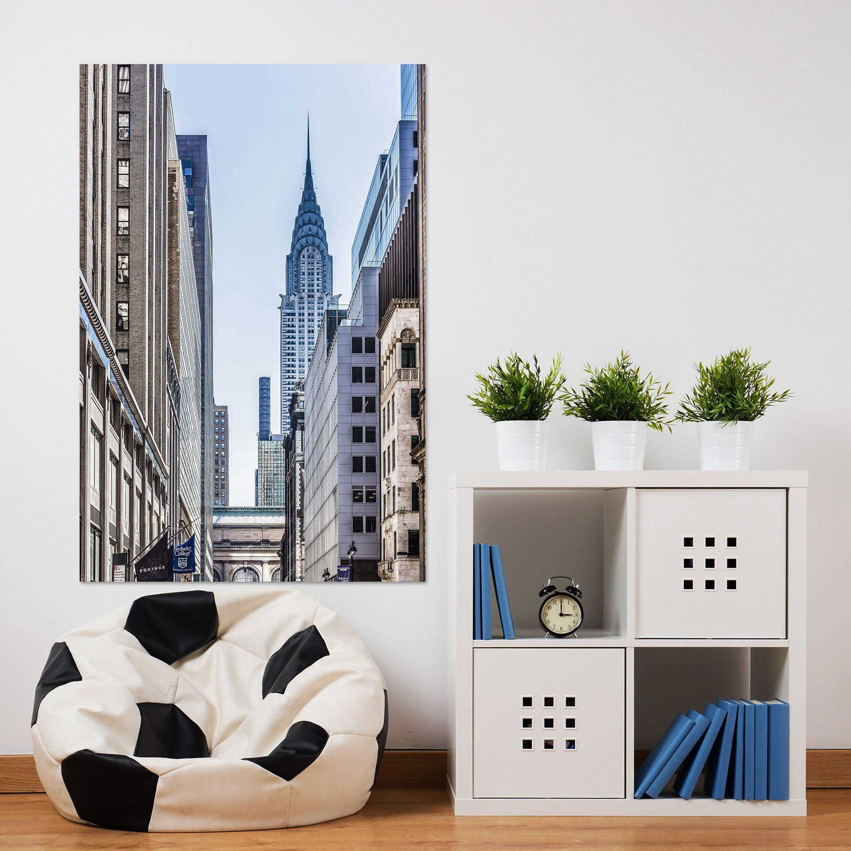 3D Beautiful City 197 Marco Carmassi Wall Sticker