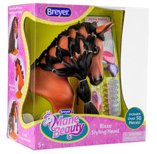 Load image into Gallery viewer, Breyer Mane Beauty Styling Head