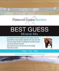 Balanced Equine - Best Guess Mineral Mix