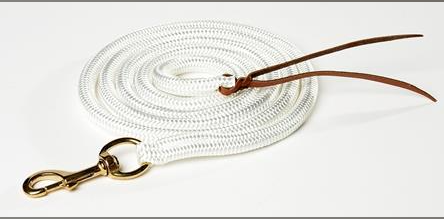 Training Rope with Gold Clip 3/4