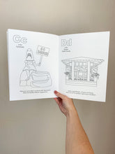 Load image into Gallery viewer, Buffalo, NY Alphabet Coloring Book