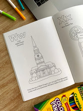 Load image into Gallery viewer, Winston-Salem Alphabet Coloring Book