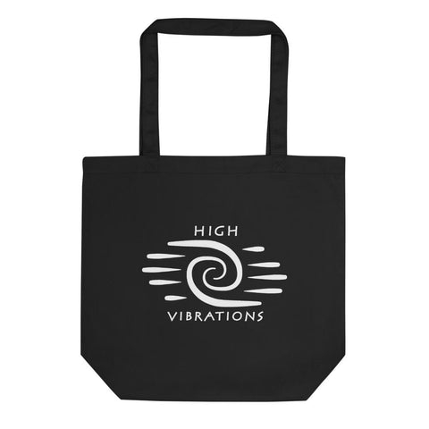 High Vibrations Eco Tote Bag