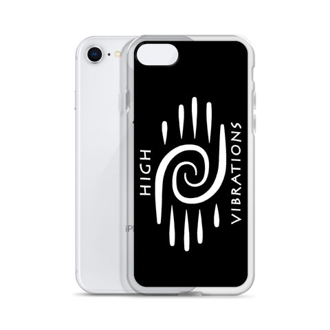 High Vibrations iPhone Case