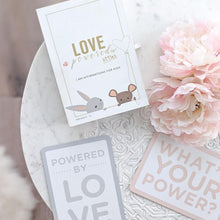 Load image into Gallery viewer, LOVE POWERED LITTLES AFFIRMATION BOX SET