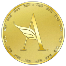 Load image into Gallery viewer, AURIC LIVING EMF SHIElDING COIN