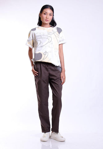 ANKLE LENGHT TROUSER
