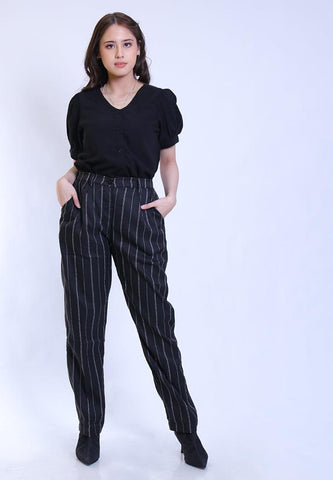 BASIC BAGGY TROUSER RELAX CUT