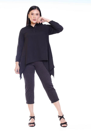 OLSON BLOUSE SYMETRIC