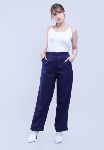 BASIC CULOOT TROUSERS
