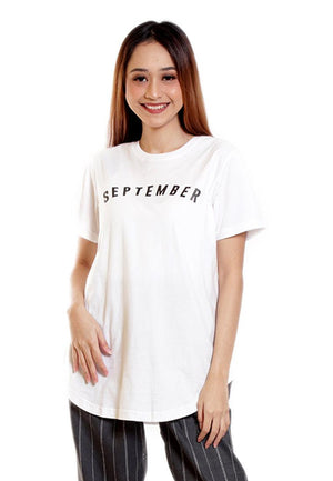 "MONTH EDITION ""SEPTEMBER"" T-SHIRT"