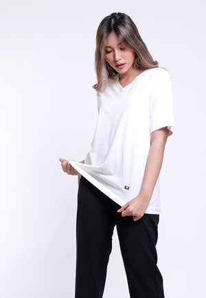 T-SHIRT V NECK BASIC