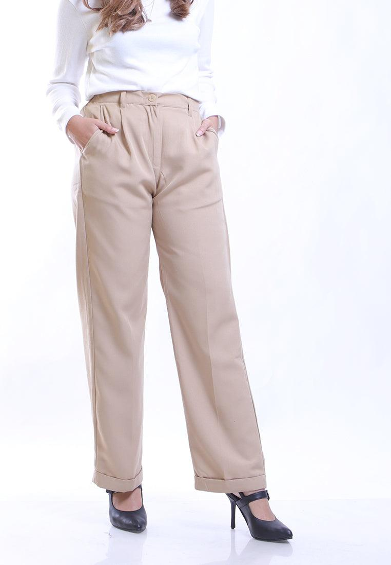 ISABELL BASIC BAGGY TROUSER