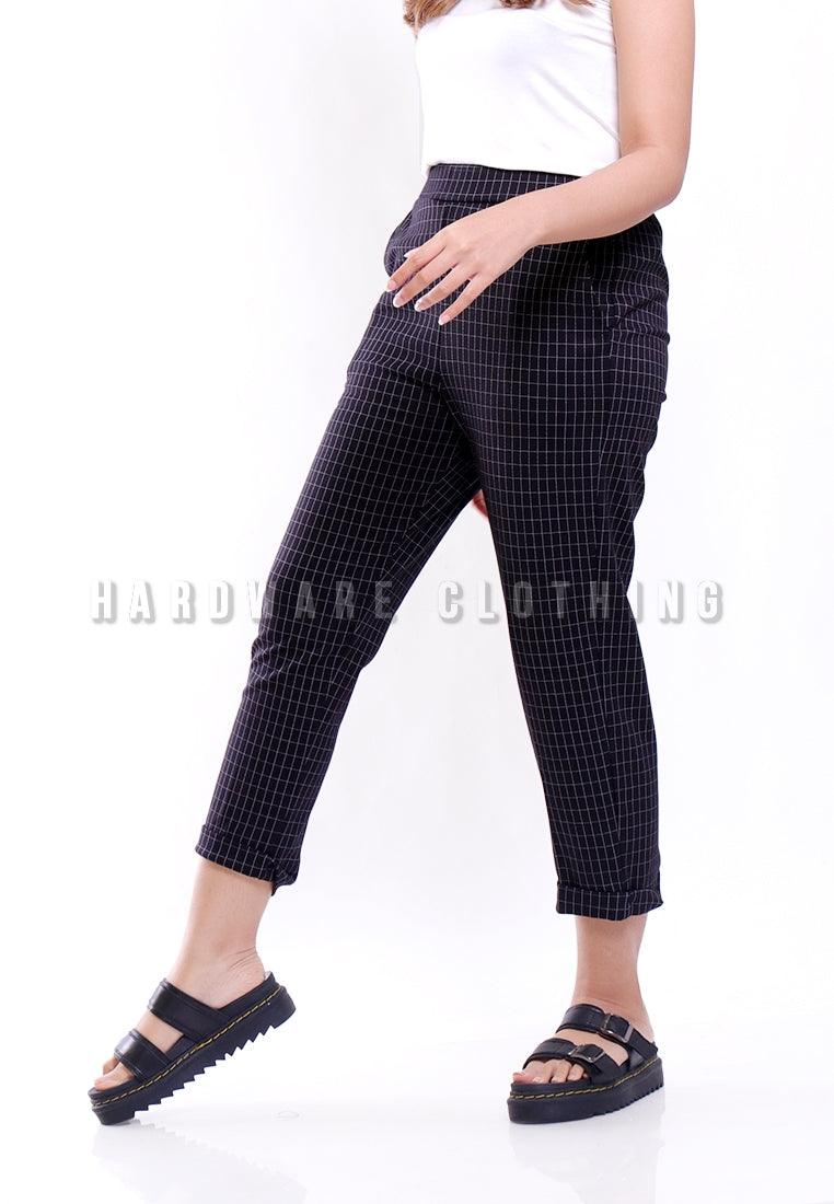 BORDERS FRAMES ROLLED PANT