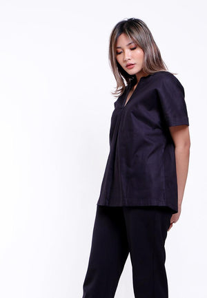TOP BLOUSE OVERSIZE