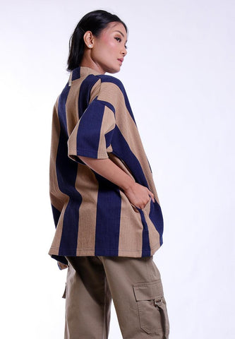 YAKURI TOP CROP OUTER