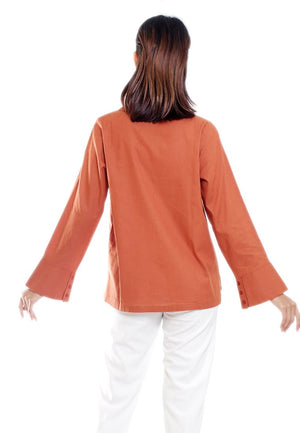 HANA SHIRT LONG SLEEVE - Hardware Clothing