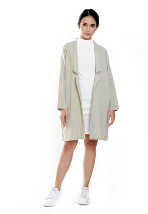 SHEINA OUTER LONG SLEEVE - Hardware Clothing