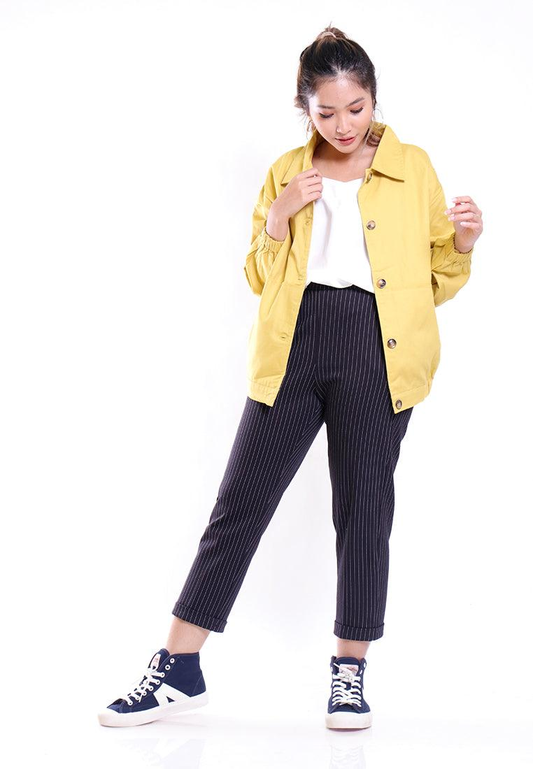 OUTER OVERSIZE DOUBLE POCKET