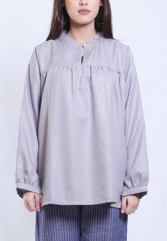 TUNIC BLOUSE FLOWIE