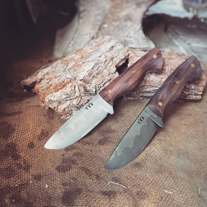 Knife Making | The 'Rabbiter'
