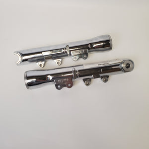 Chrome Fork Slider Kit