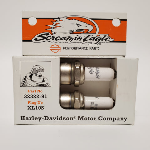 Screamin' Eagle Spark Plugs - XL10S