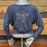 Free Spirit Winged Long Sleeve