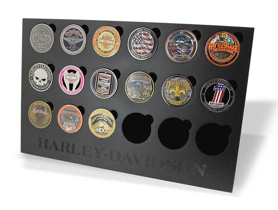 Challenge Coin Display Frame