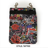tattoo cross body bag