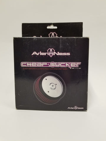 Arlen Ness Cheap Sucker Air Cleaner Kit 99-15 Twin Cam