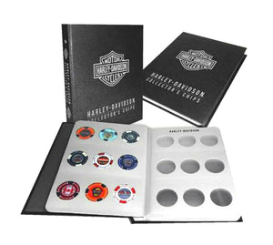 Poker Chip Collector Album