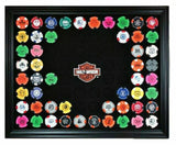 Poker Chip Display