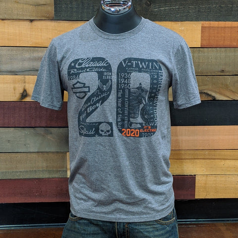 20th Anniversary T-Shirt Front