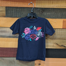 Load image into Gallery viewer, Flower Cutie Kids Tee