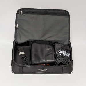 T-Bags King Tour Pack Bag and Lid Bra